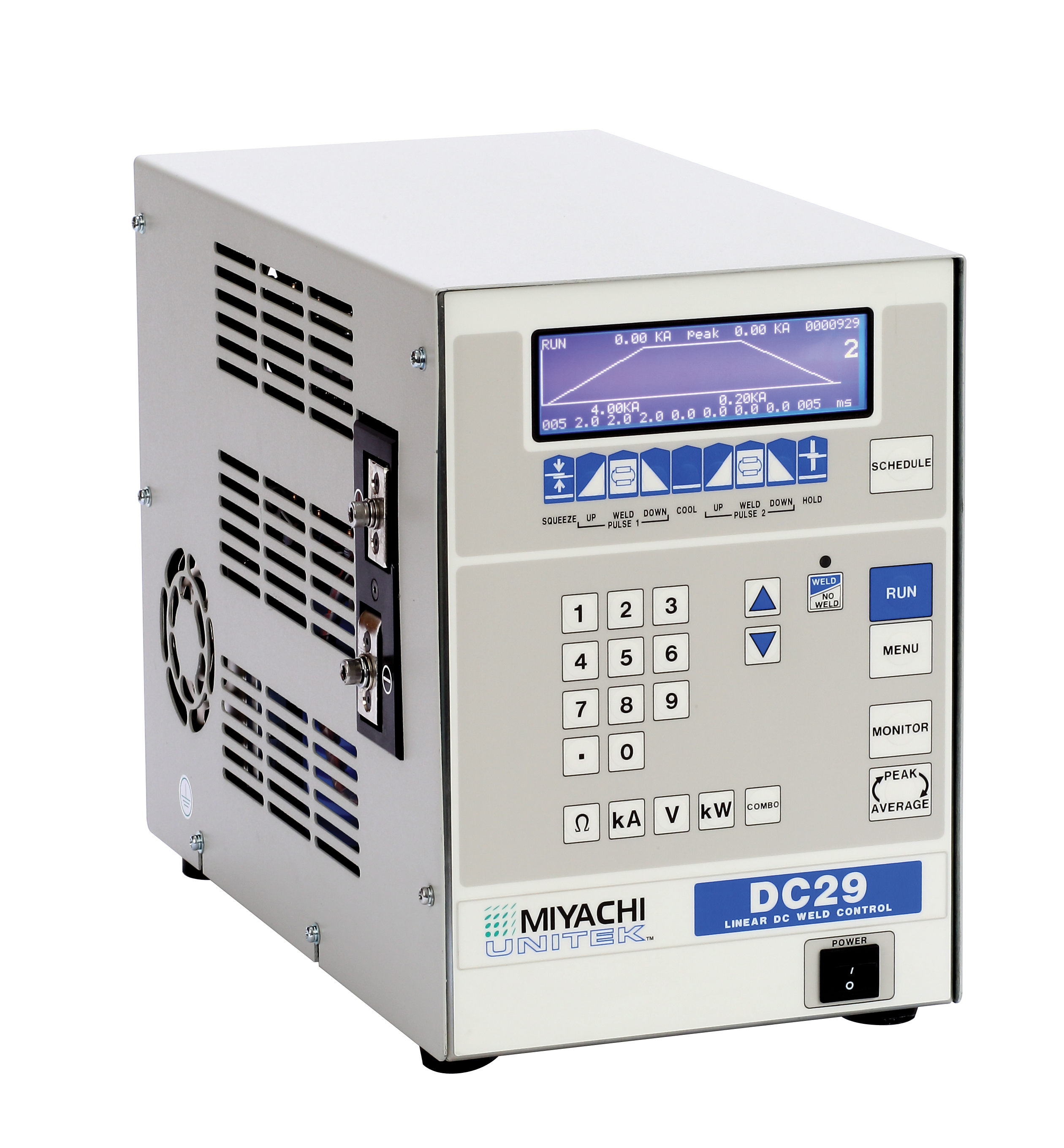 Miyachi Unitek Introduces DC29 Linear DC Micro Welder
