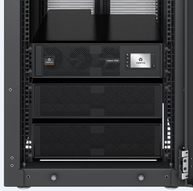 Battery Power Online Ups System For Edge Deployments